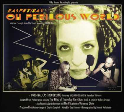 Bestselling Music (2007) - Oh Perilous World by Rasputina