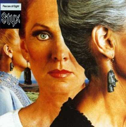 Bestselling Music (2007) - Pieces of Eight by Styx