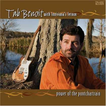 Bestselling Music (2007) - Power of the Pontchartrain by Tab Benoit