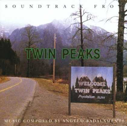 Bestselling Music (2007) - Twin Peaks (TV Soundtrack) by Angelo Badalamenti