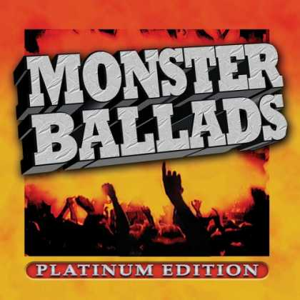 Bestselling Music (2007) - Monster Ballads: Platinum Edition by Various Artists