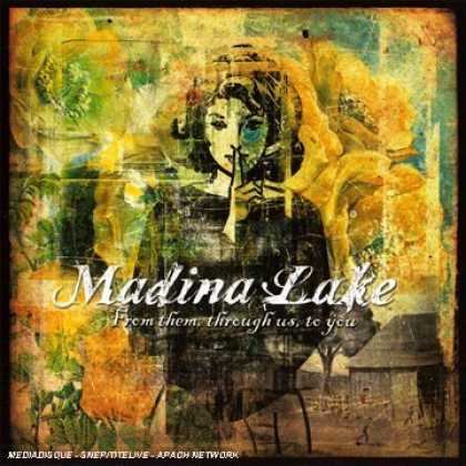 Bestselling Music (2007) - From Them, Through Us, To You by Madina Lake