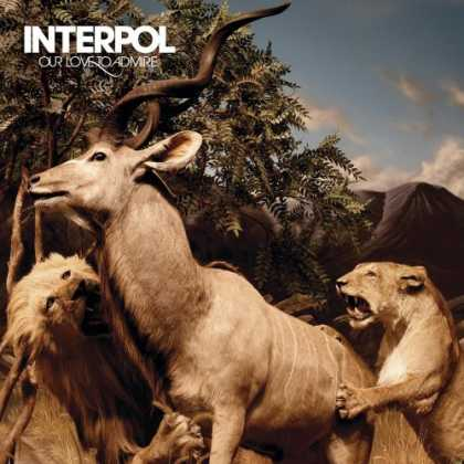 Bestselling Music (2007) - Our Love to Admire by Interpol
