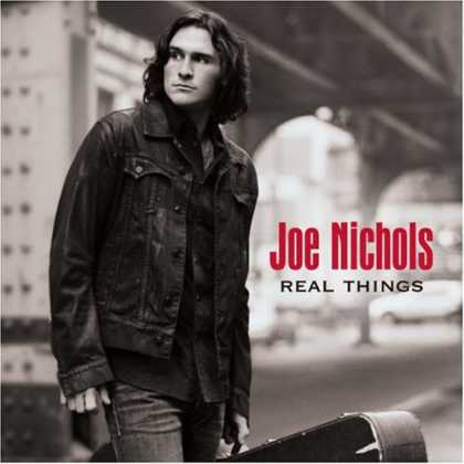 Bestselling Music (2007) - Real Things by Joe Nichols