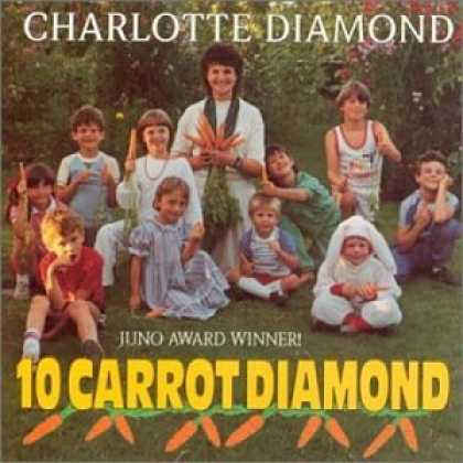 Bestselling Music (2007) - 10 Carrot Diamond by Charlotte Diamond