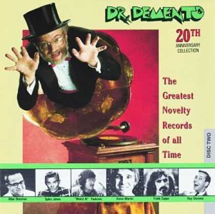 Bestselling Music (2007) - Dr. Demento 20th Anniversary Collection: The Greatest Novelty Records Of All Tim