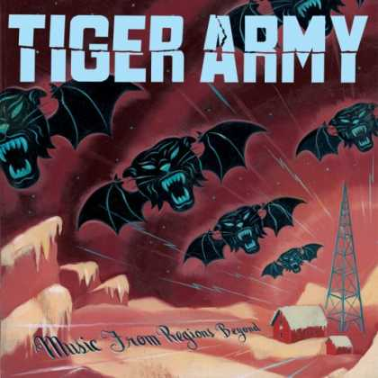 Bestselling Music (2007) - Music from Regions Beyond by Tiger Army
