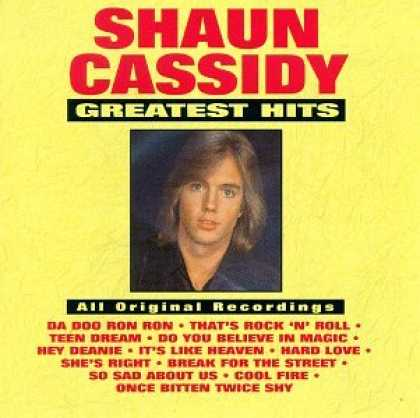 Bestselling Music (2007) - Shaun Cassidy - Greatest Hits by Shaun Cassidy