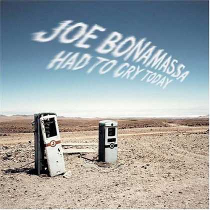 Bestselling Music (2007) - Had to Cry Today by Joe Bonamassa