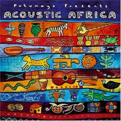 Bestselling Music (2007) - Putumayo Presents: Acoustic Africa by Various Artists