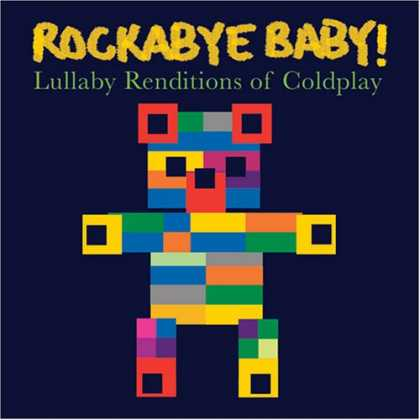 Bestselling Music (2007) - Rockabye Baby! Lullaby Renditions of Coldplay by Various Artists