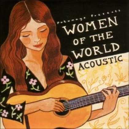 Bestselling Music (2007) - Putumayo Presents: Women of the World - Acoustic by Various Artists