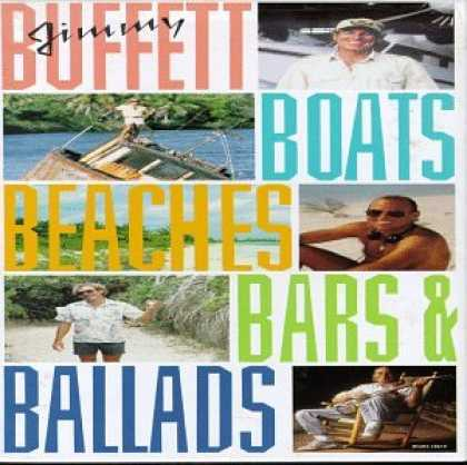 Bestselling Music (2007) - Boats, Beaches, Bars & Ballads by Jimmy Buffett