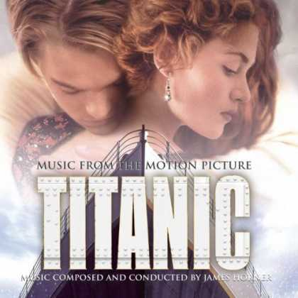 Bestselling Music (2007) - Titanic: Music from the Motion Picture (1997)