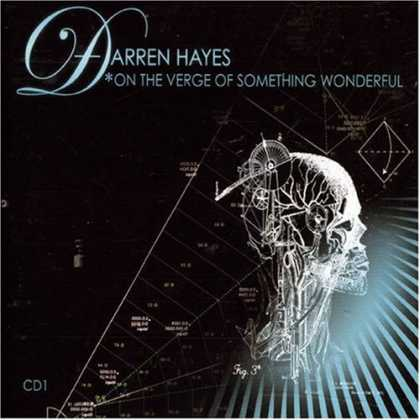 Bestselling Music (2007) - On the Verge of Something Wonderful by Darren Hayes