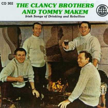 Bestselling Music (2007) - Irish Songs of Rebellion/Irish Drinking Songs by The Clancy Brothers w