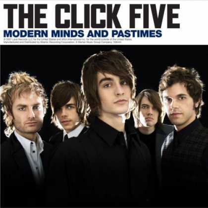 Bestselling Music (2007) - Modern Minds and Pastimes by The Click Five