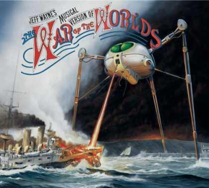 Bestselling Music (2007) - Jeff Wayne's Musical Version Of The War Of The Worlds by Jeff Wayne