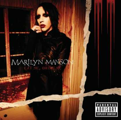 Bestselling Music (2007) - Eat Me, Drink Me by Marilyn Manson
