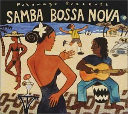 Bestselling Music (2007) - Samba Bossa Nova by Various Artists