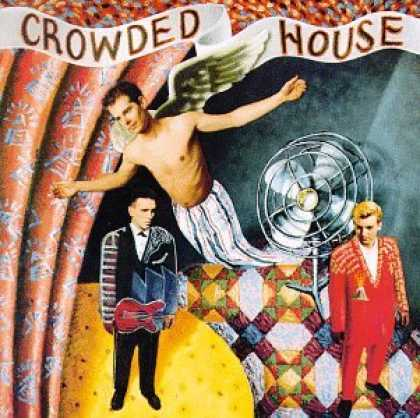 Bestselling Music (2007) - Crowded House by Crowded House