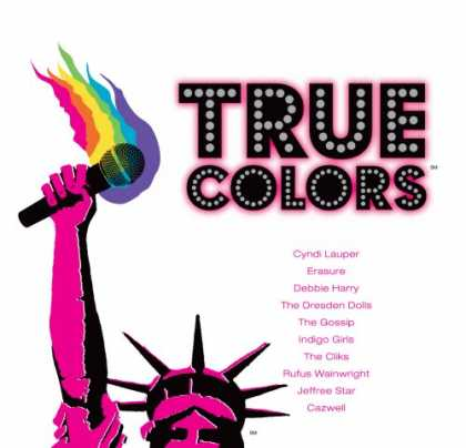 Bestselling Music (2007) - True Colors: The Tour CD by Various Artists