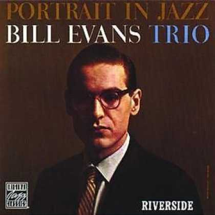 Bestselling Music (2007) - Portrait in Jazz by Bill Evans Trio