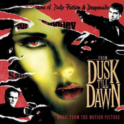 Bestselling Music (2007) - From Dusk Till Dawn: Music From The Motion Picture by Various Artists