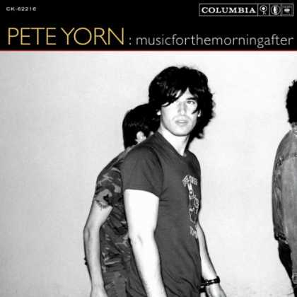 Bestselling Music (2007) - Musicforthemorningafter by Pete Yorn