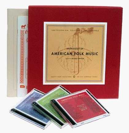 Bestselling Music (2007) - Anthology of American Folk Music (Edited by Harry Smith) by Various Artists