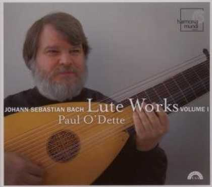 Bestselling Music (2007) - Bach: Lute Works, Vol. 1
