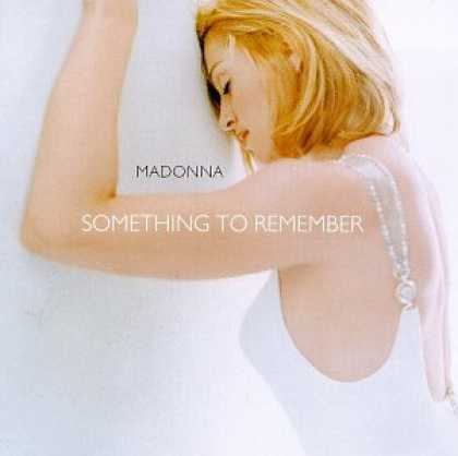 Bestselling Music (2007) - Something to Remember by Madonna