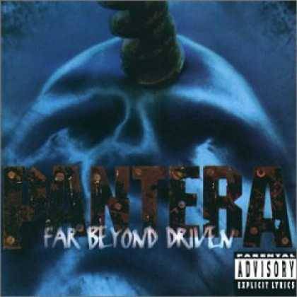 Bestselling Music (2007) - Far Beyond Driven by Pantera