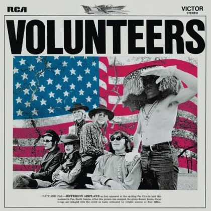 Bestselling Music (2007) - Volunteers by Jefferson Airplane