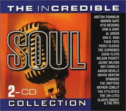 Bestselling Music (2007) - The Incredible Soul Collection by Various Artists