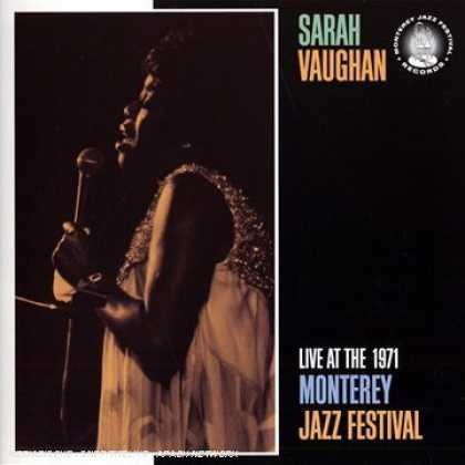 Bestselling Music (2007) - Live at the 1971 Monterey Jazz Festival by Sarah Vaughan