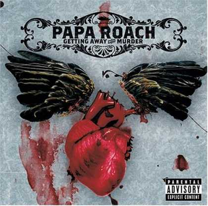Bestselling Music (2007) - Getting Away With Murder by Papa Roach