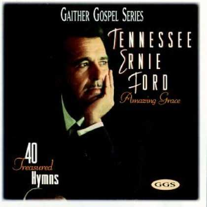Bestselling Music (2007) - Amazing Grace: 40 Treasured Hymns by Tennessee Ernie Ford