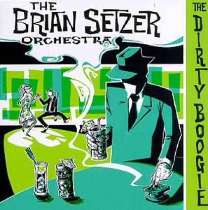 Bestselling Music (2007) - The Dirty Boogie by Brian Setzer