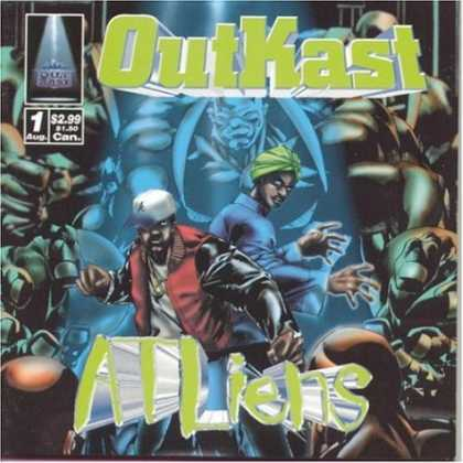 Bestselling Music (2007) - ATLiens by OutKast