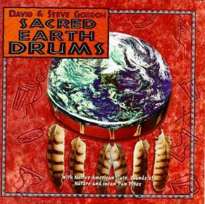Bestselling Music (2007) - Sacred Earth Drums by David Gordon