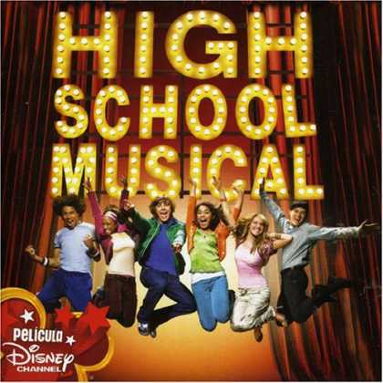 Bestselling Music (2007) - High School Musical by Original TV Soundtrack
