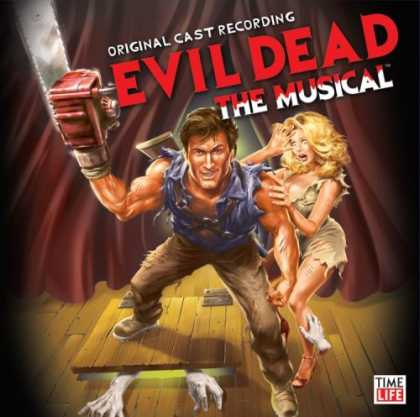 Bestselling Music (2007) - Evil Dead: The Musical (2006 Original Off-Broadway Cast)