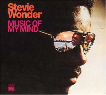 Bestselling Music (2007) - Music of My Mind by Stevie Wonder