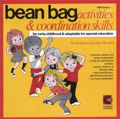 Bestselling Music (2007) - Bean Bag Activities & Coordination Skills