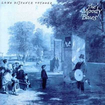 Bestselling Music (2007) - Long Distance Voyager by The Moody Blues