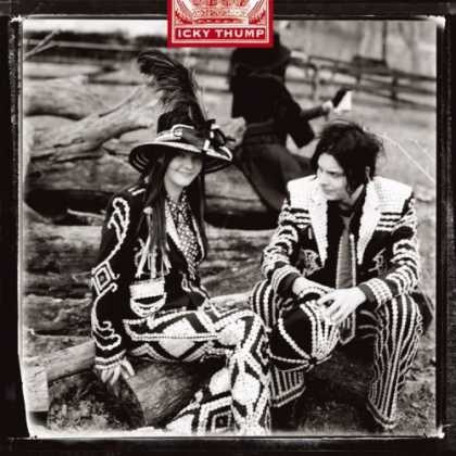 Bestselling Music (2007) - Icky Thump by The White Stripes