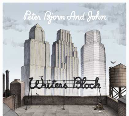 Bestselling Music (2007) - Writer's Block by Peter Bjorn and John