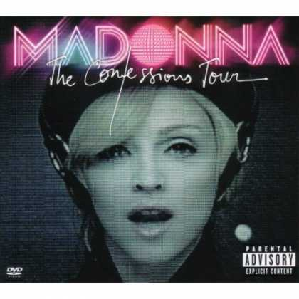 Bestselling Music (2007) - The Confessions Tour - Live from London (CD+DVD) by Madonna