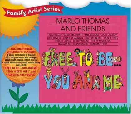 Bestselling Music (2007) - Free to Be You and Me by Marlo Thomas